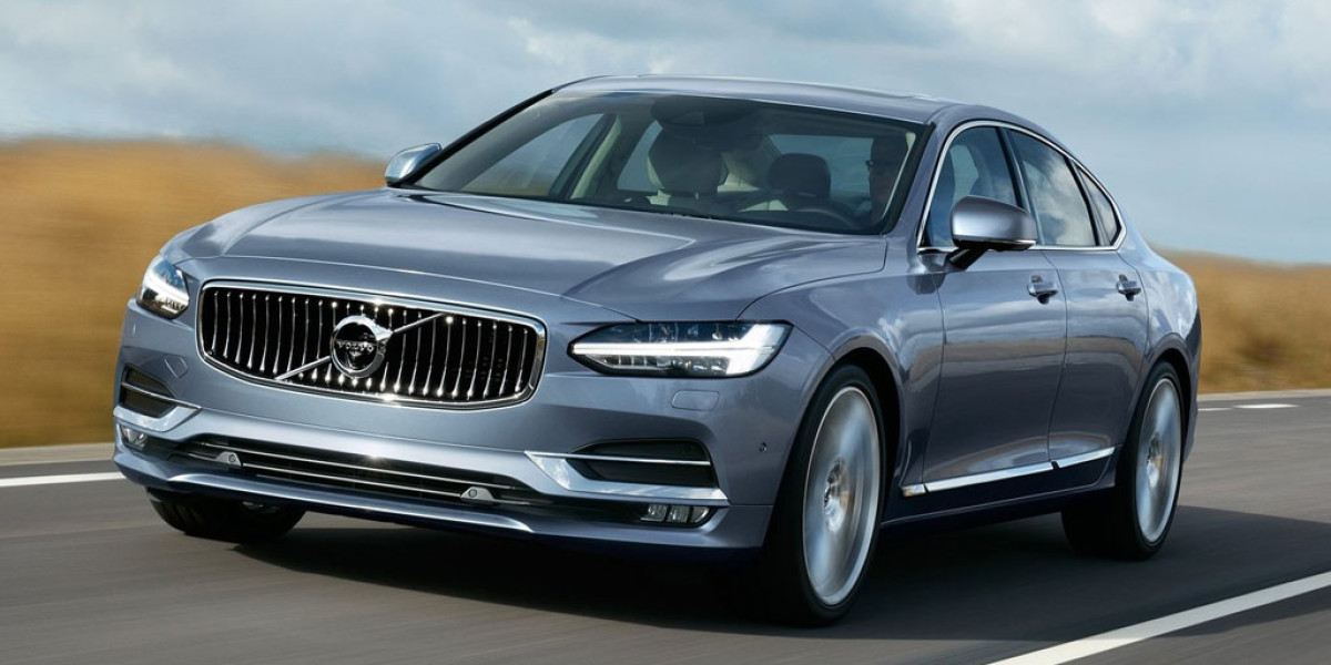 Volvo S90: Exquisitez nórdica