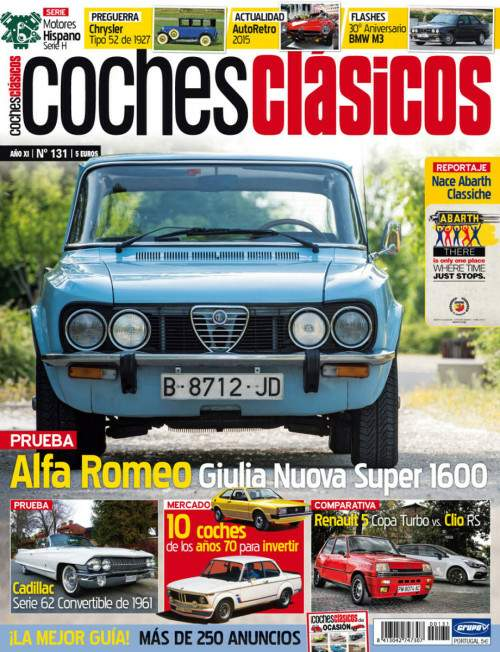 Revista Coches Clásicos Número 131