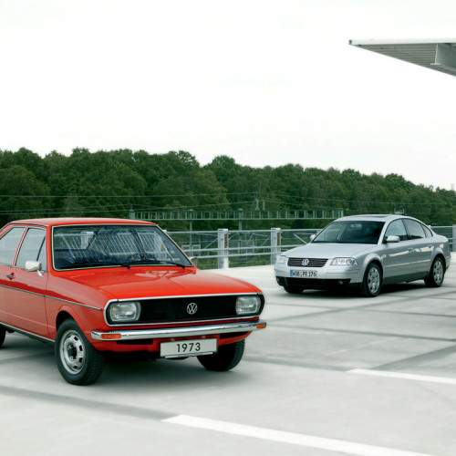 Los diez coches más vendidos de la historia (I)