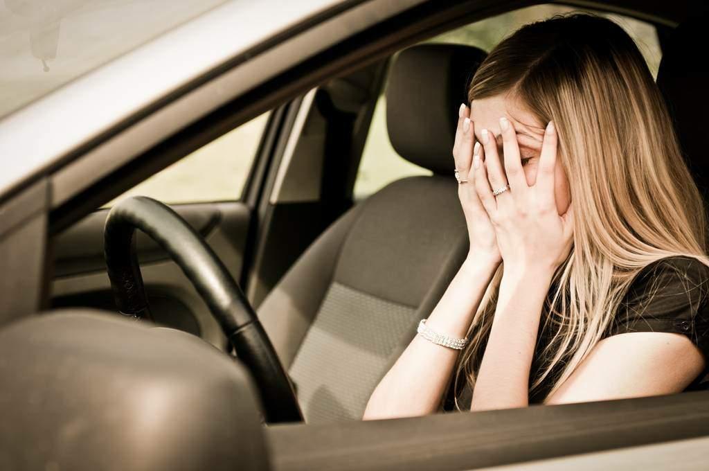 La amafoxobia es el miedo a conducir.