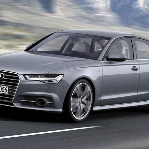 Mejoras en la gama del Audi A6