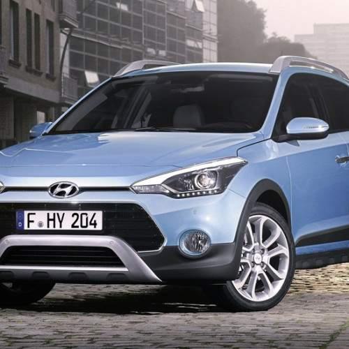 Hyundai i20 Active, para visitas al campo