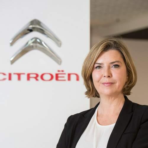 Nueva responsable de Comunicación de Citroën España