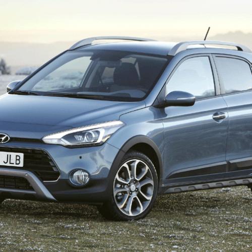 Los precios del Hyundai i20 Active