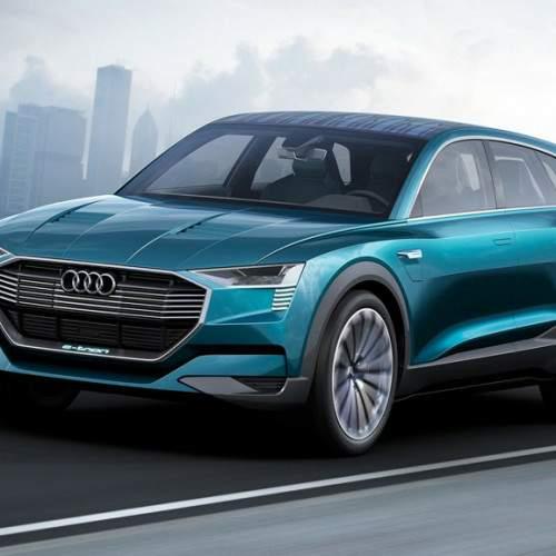 El primer Audi eléctrico se fabricará en Bruselas