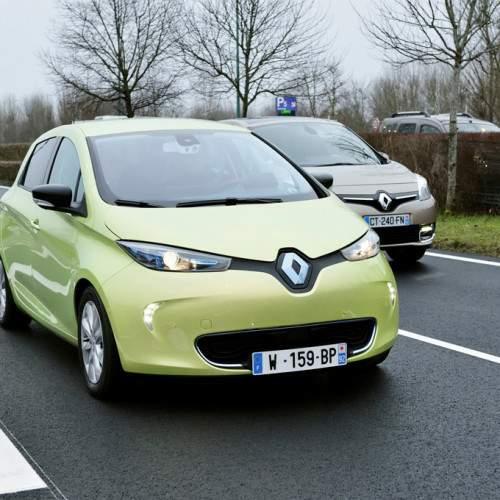 La tecnología autónoma de Renault y Nissan, a partir de este año