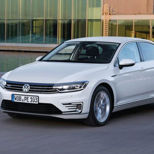 Volkswagen Passat GTE: Viajes ecológicos