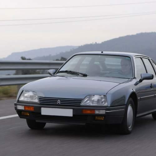 El curioso caso de los retrovisores del Citroën CX