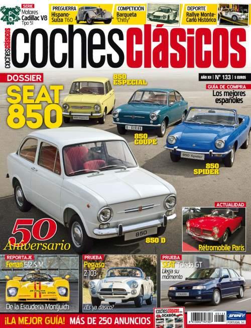 Revista Coches Clásicos Número 133