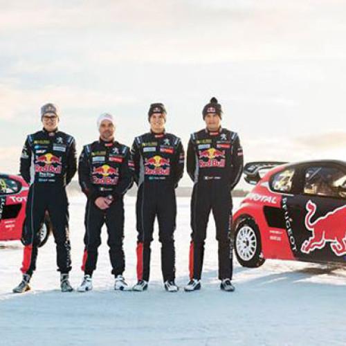 Loeb hará el Mundial de Rallycross en el equipo Peugeot Hansen