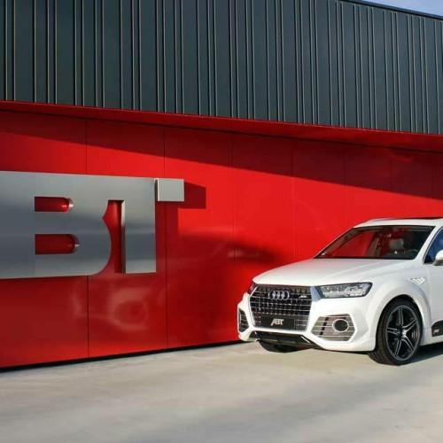 ABT QS7, el Q7 deportivo que ni Audi ofrece todavía