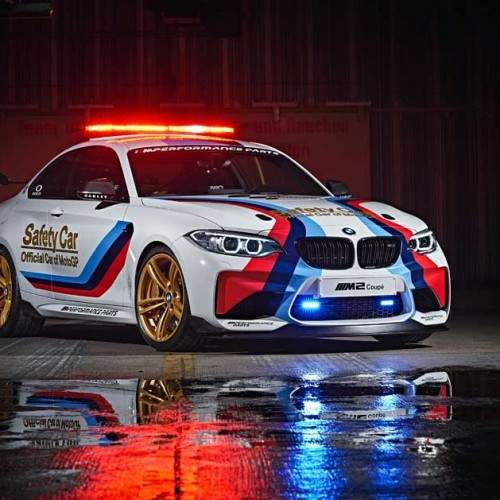 BMW M2 Safety Car, el nuevo coche de seguridad de MotoGP