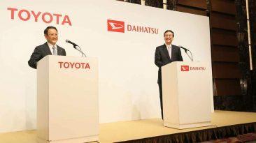 Compra de Daihatsu por Toyota