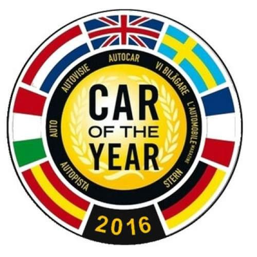 """Los siete finalistas del """"Coche del Año en Europa 2016"""""""