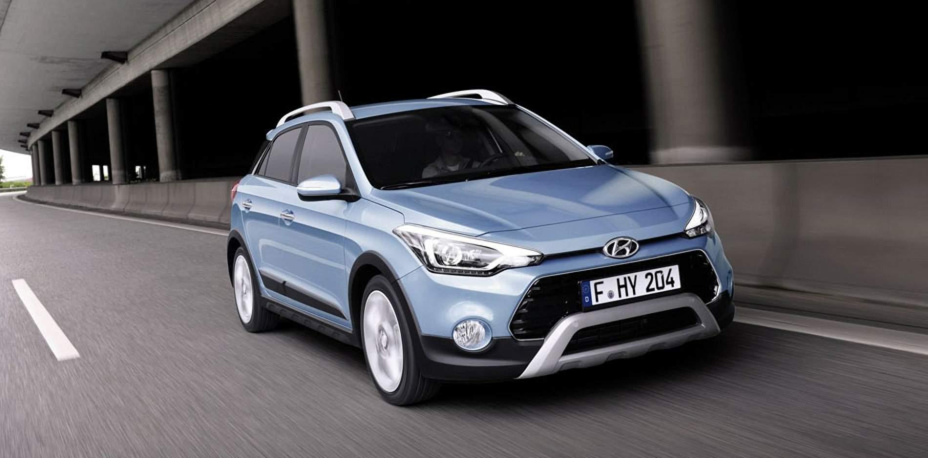 Hyundai i20 Active: El coreano irreverente