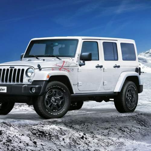 Jeep Wrangler Backcountry, edición especial de gasolina