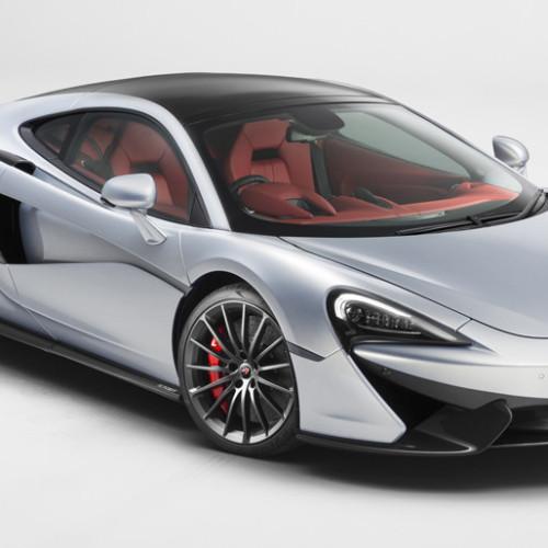 McLaren 570GT, más refinado y cómodo, listo para tu viaje a los Alpes