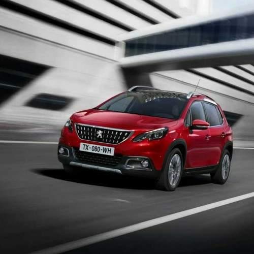 Peugeot 2008 2016, algo de maquillaje para el todocamino francés
