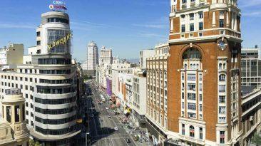 Protocolo anticontaminación Madrid