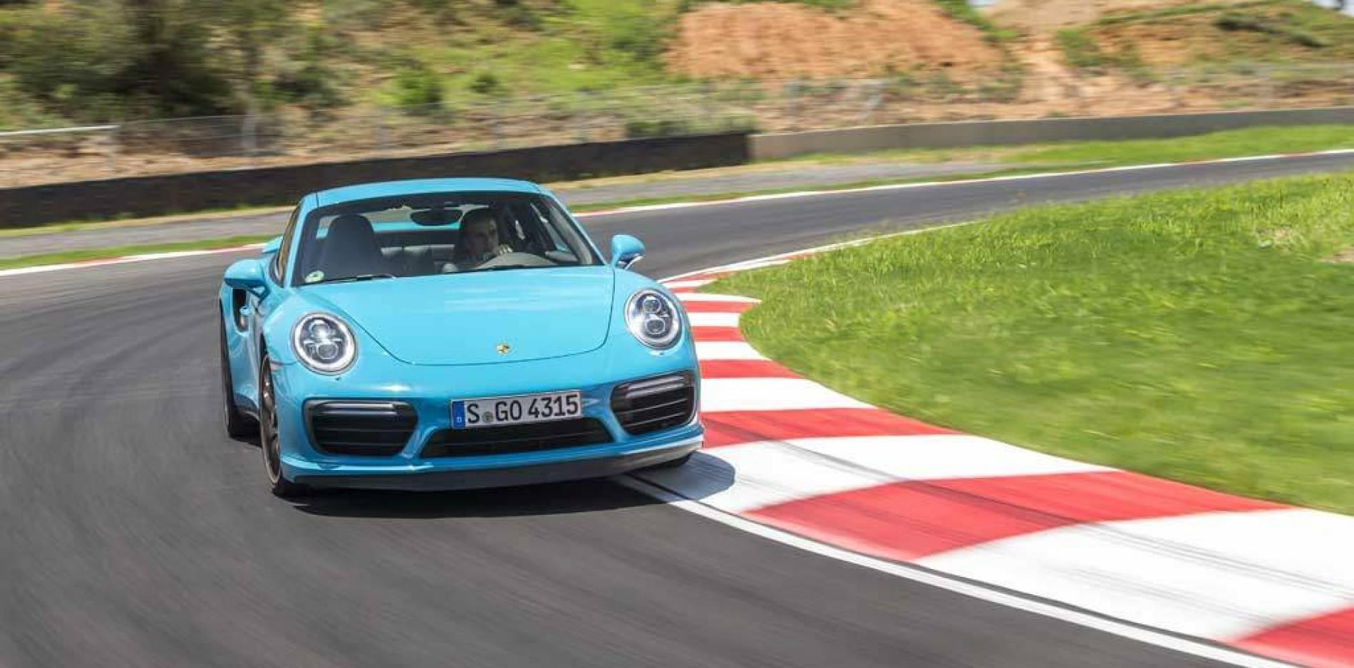 Contacto: nuevos Porsche 911 Turbo y Turbo S