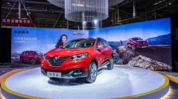 Nueva fábrica Renault en China