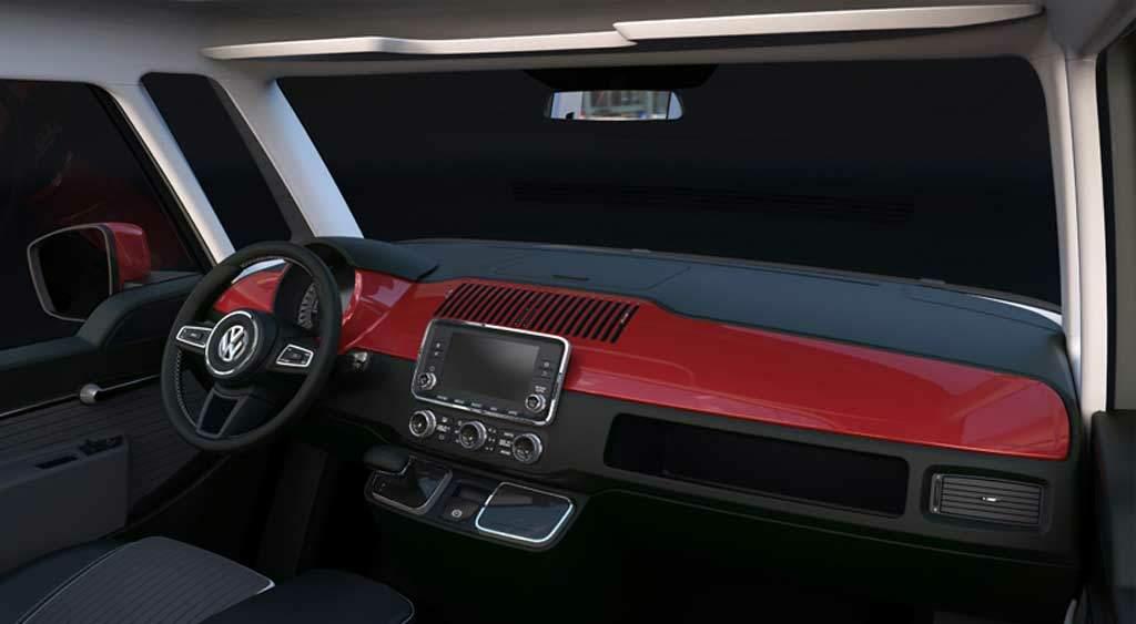 Volkswagen T1 Revival Concept