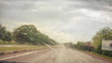Conducir con lluvia