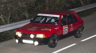 SEAT Ronda Crono 2000 conducido por Tim Westermann y Alexander Voigt de SEAT Coches Históricos