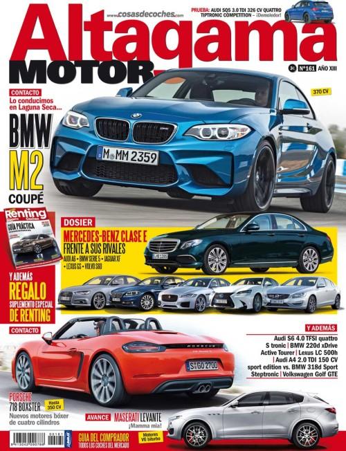 Revista Altagama Motor Número 161