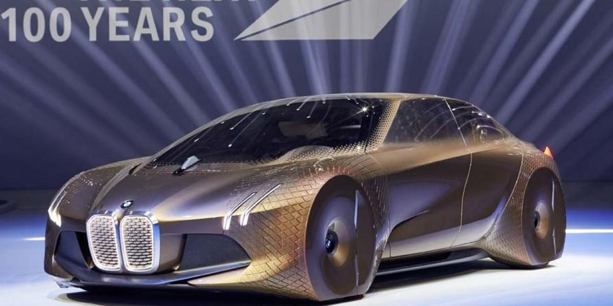 VISION NEXT 100, el nuevo prototipo de BMW