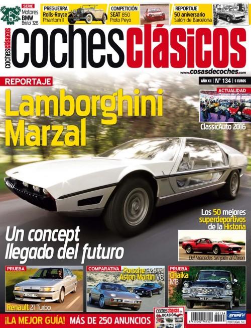 Revista COCHES CLÁSICOS Número 134