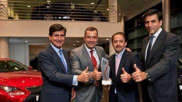 Lexus Madrid premio KIWAMI