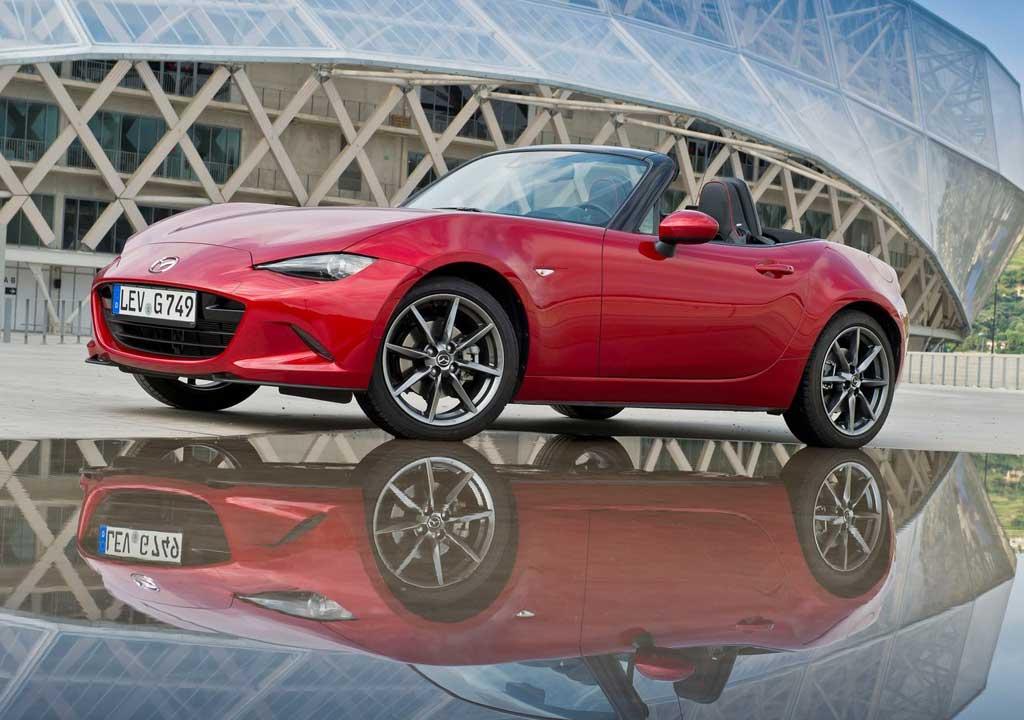 Garantía oficial Mazda