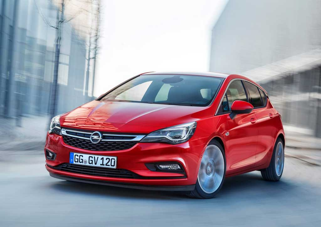 Garantía oficial Opel