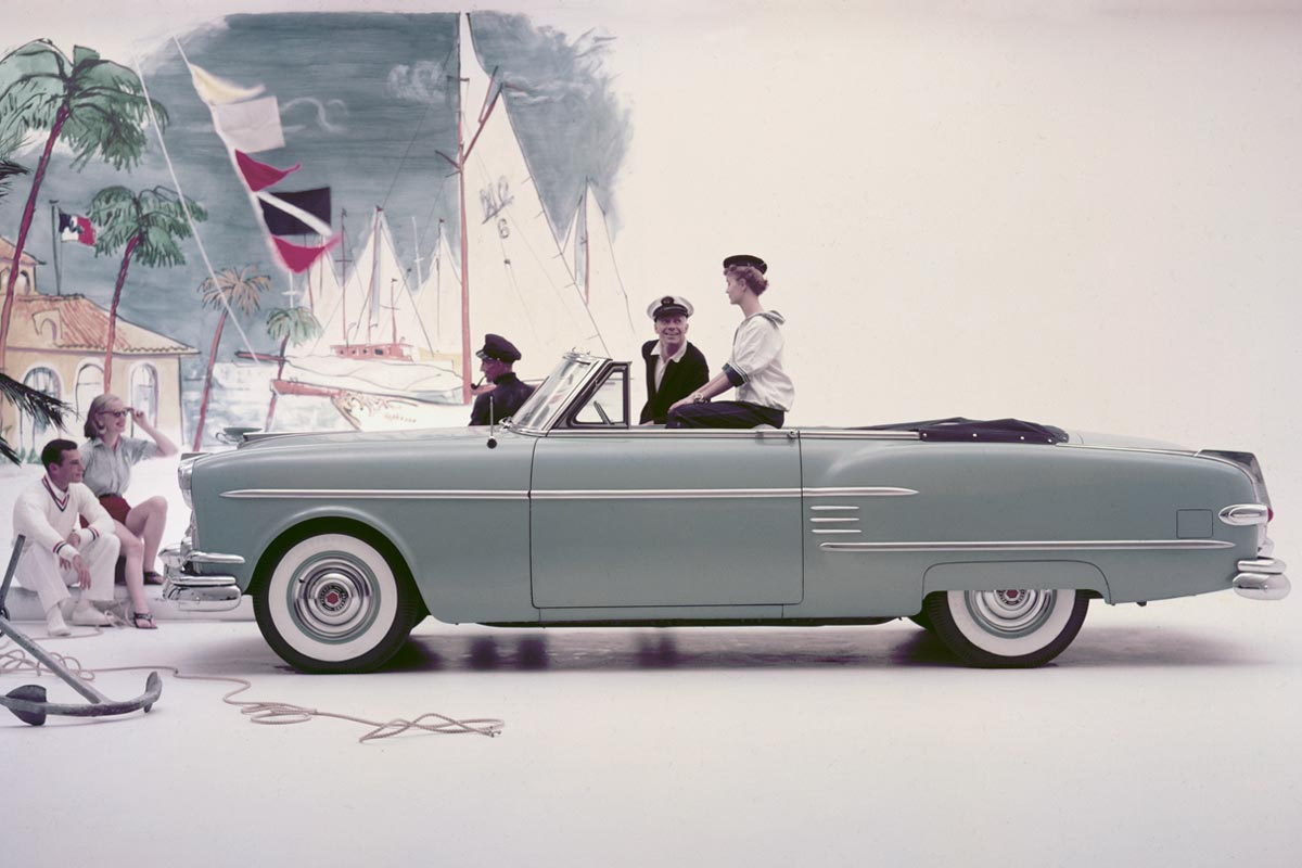 Packard Convertible