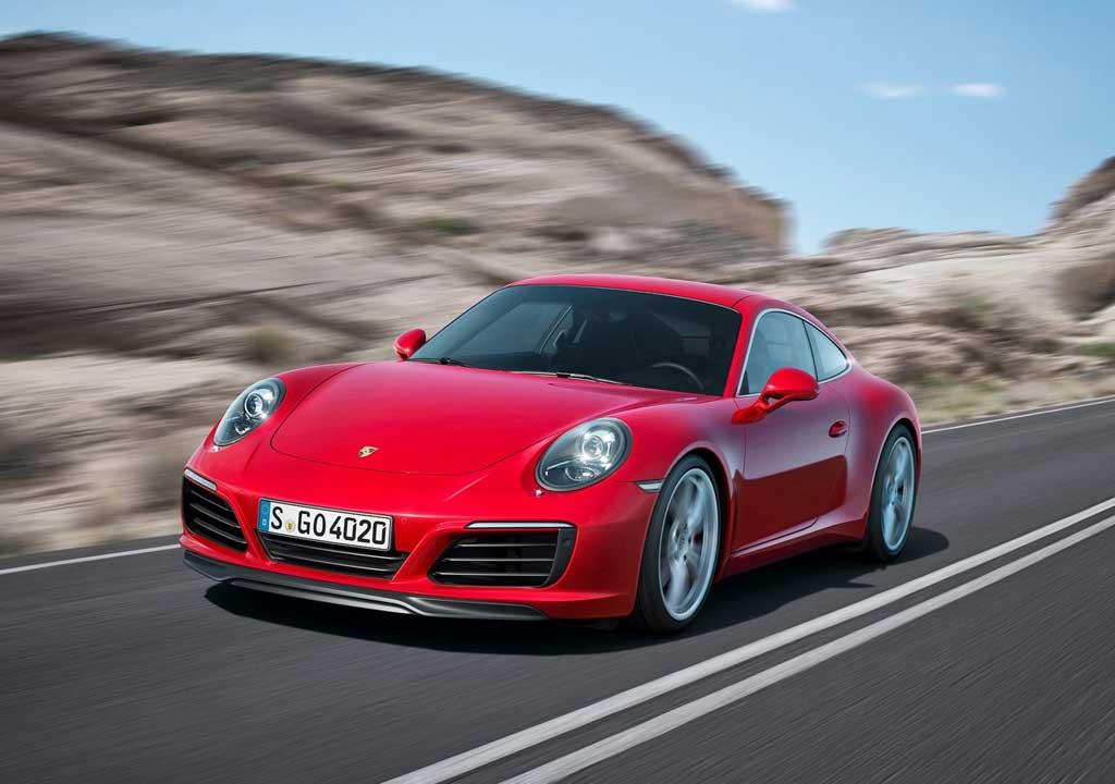 Garantía oficial Porsche