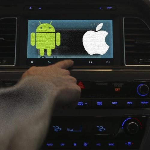 Las mejores aplicaciones para el coche: ¿Apple Car Play o Android Auto?