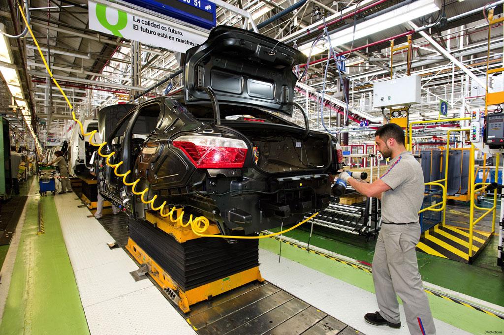 Producción-vehículos-España-Citroën-Vigo