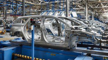 Producción-vehículos-España-Ford-Almussafes