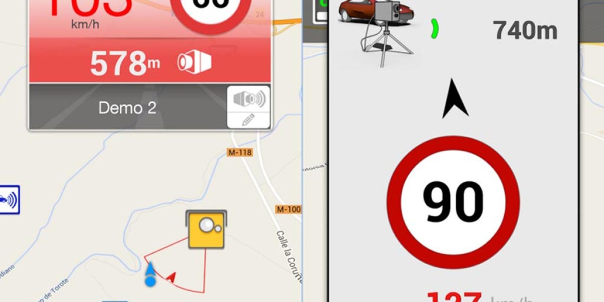 Las mejores aplicaciones para móvil que te ayudarán a evitar los radares