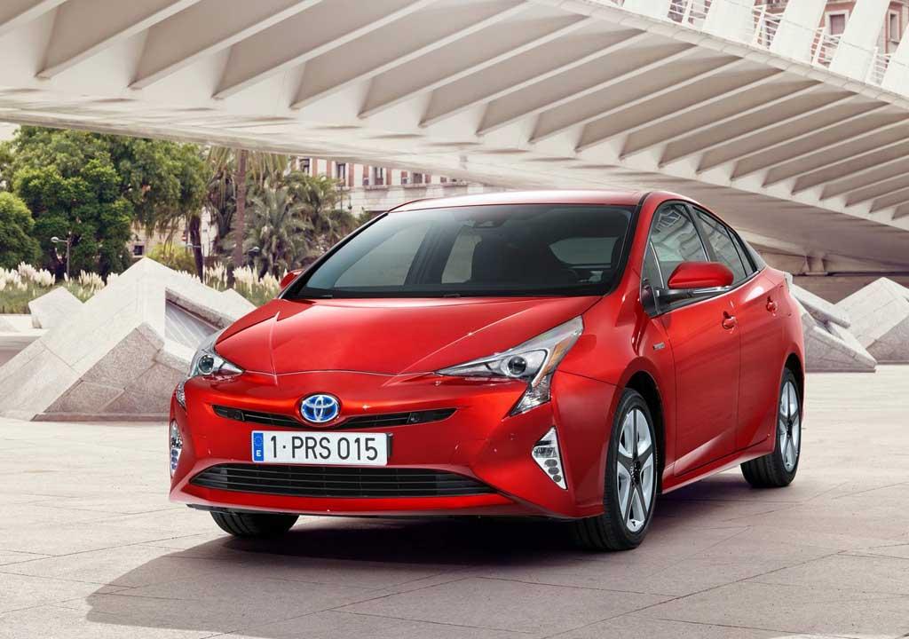 Garantía oficial Toyota
