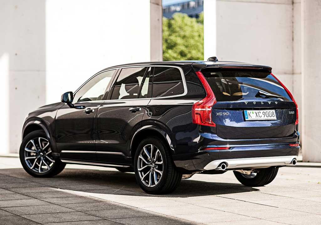 Garantía oficial Volvo