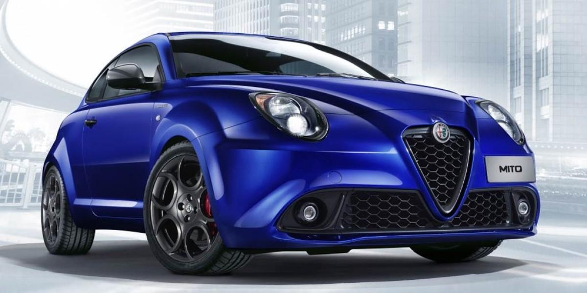 Alfa Romeo rediseña el MiTo