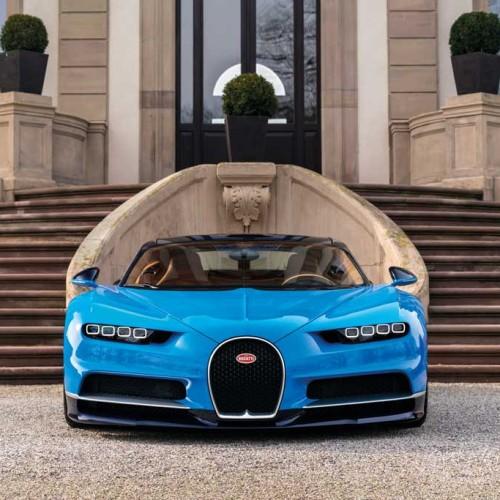 Los 5 rivales del Bugatti Chiron, una lucha a alta velocidad
