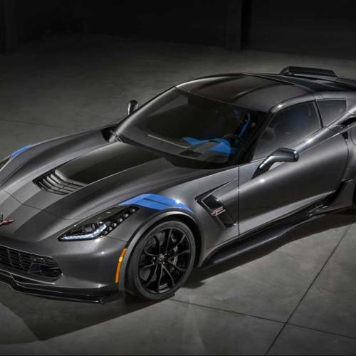 Corvette presenta su nuevo modelo: Grand Sport 2017