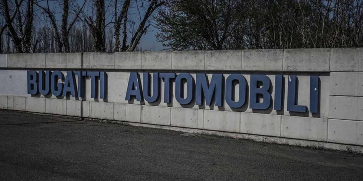 Así yace, tras 20 años abandonada, la fábrica de Bugatti en Italia