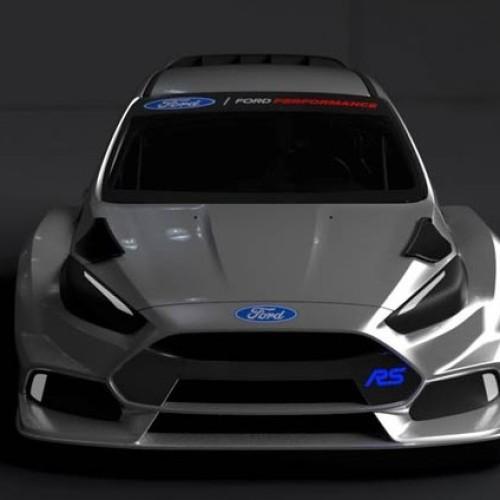 Ken Block y su arma para el Rallycross: un Ford Focus RS
