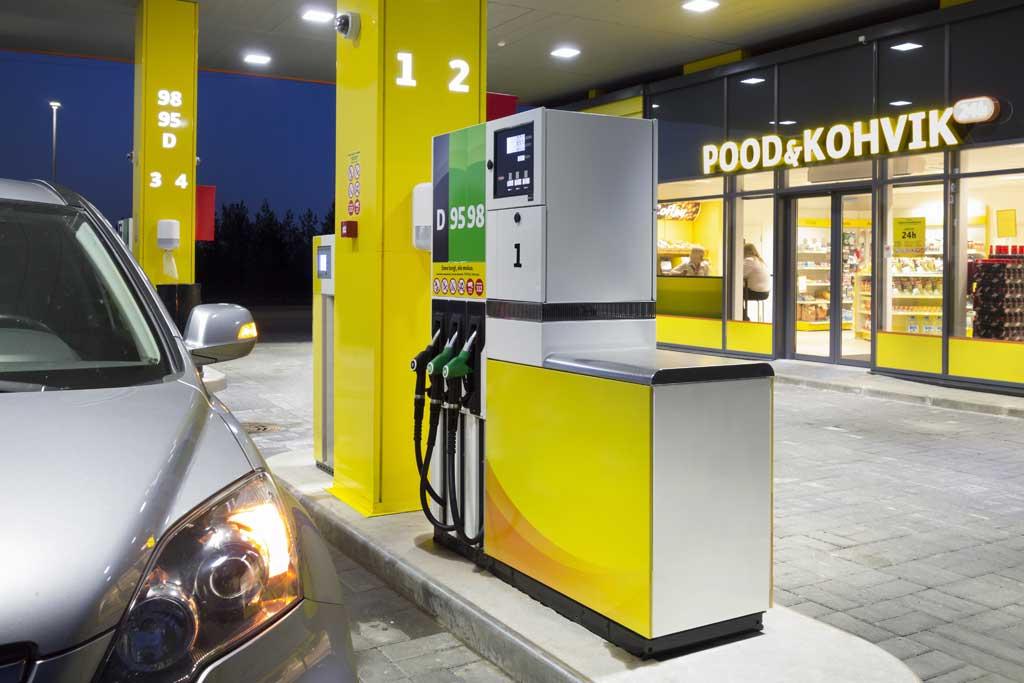 Gasolineras autoservicio en Madrid responsable