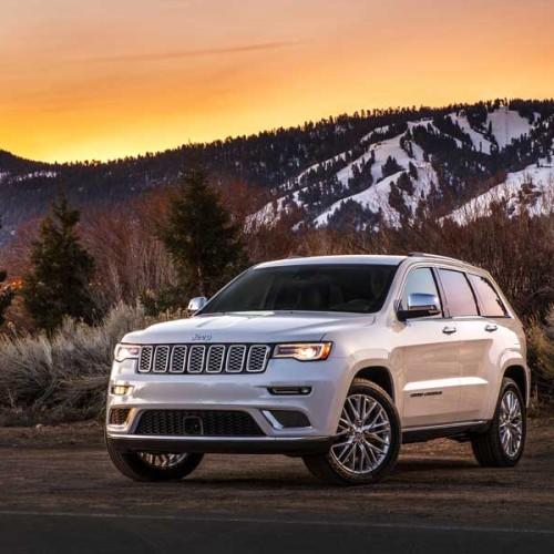 Jeep descubre sus nuevas versiones Trailhawk y Summit del Grand Cherokee