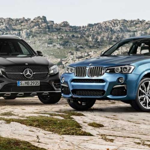 BMW X4 M40i vs. Mercedes-AMG GLC 43 4MATIC, ¿cuál elegir?